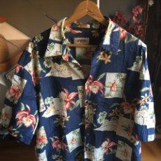 Vintage: CAMISA HAWAIANA XL VARIOS COLORES. Lote 206408416