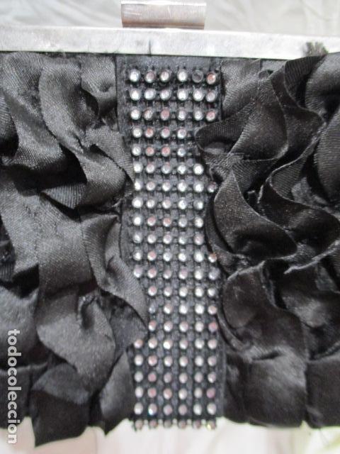 Vintage: Precioso bolso de fiesta. 26 x 14 cm - Foto 2 - 207367255