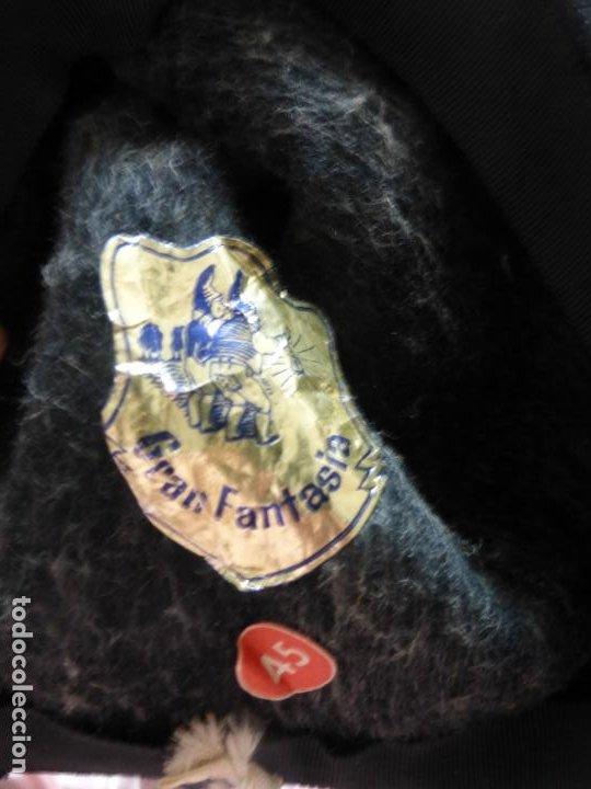 Vintage: ANTIGUO GORRO GORRA INFANTIL GRAN FANTASÍA IDEAL PARA DISFRAZAR A NIÑO O VESTIR MUÑECO GRANDE - Foto 5 - 208386905