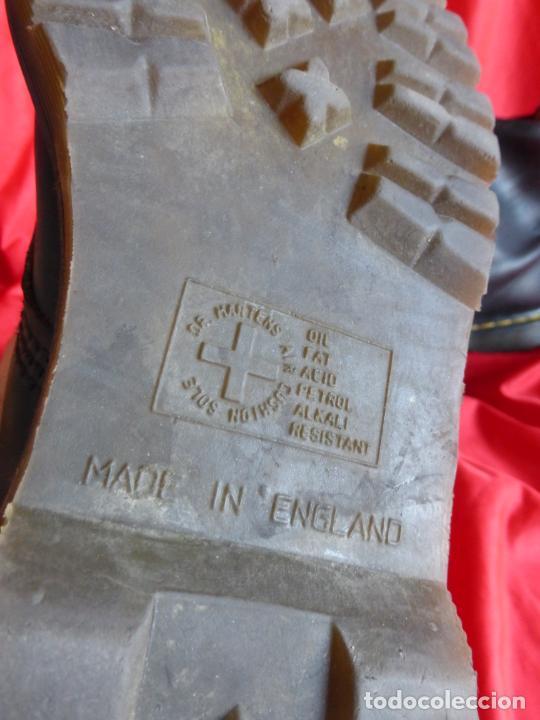 Vintage: BOTAS DR MARTENS originales DE HOMBRE TALLA 43 MADE IN ENGLAND - Foto 4 - 208429411