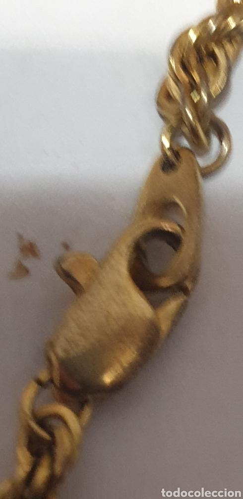Vintage: Magnifico cordón de goldfilled largo - Foto 3 - 209013590