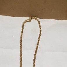Vintage: MAGNIFICO CORDÓN DE GOLDFILLED LARGO. Lote 209013590