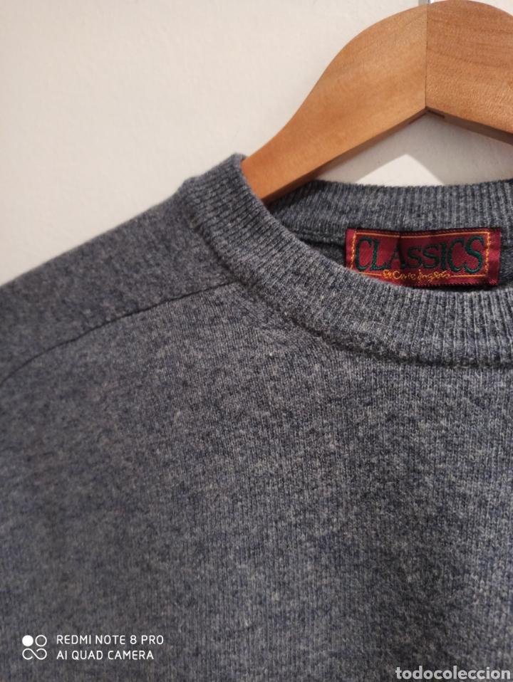 Vintage: Jersey de punto. el corte ingles - Foto 2 - 210040477