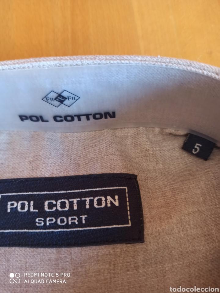 Vintage: Camisa pol cotton completamente nueva - Foto 3 - 210110481
