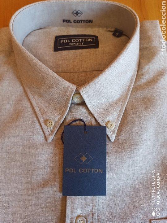 Vintage: Camisa pol cotton completamente nueva - Foto 4 - 210110481