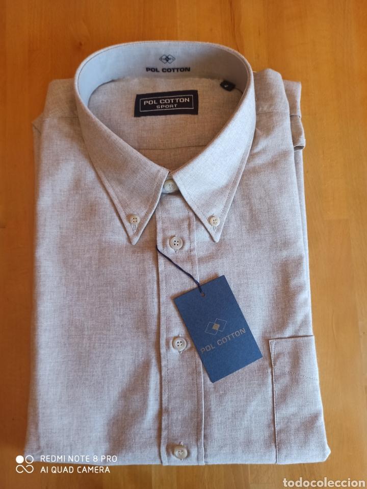 Vintage: Camisa pol cotton completamente nueva - Foto 5 - 210110481