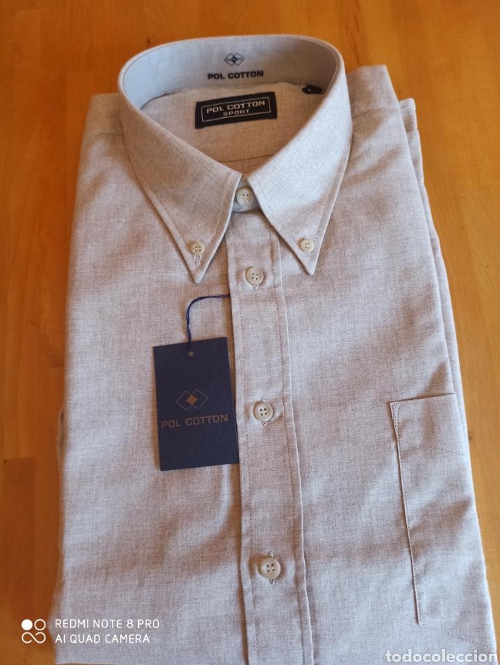 Vintage: Camisa pol cotton completamente nueva - Foto 2 - 210110481