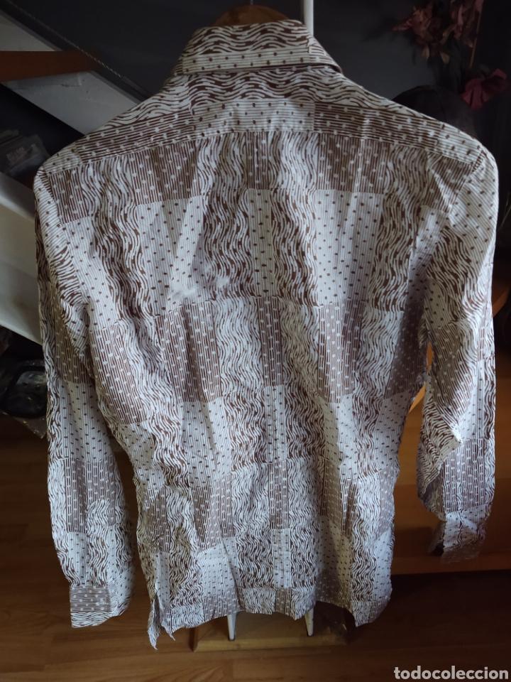 Vintage: El dique flotante. Camisa talla S. Años 60 - Foto 4 - 210183676