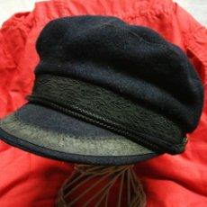 Vintage: ANTIGUA GORRA MARINERA- NAVY CAPS IMPER (DRAP LAINE) T-58/60.. Lote 210368571