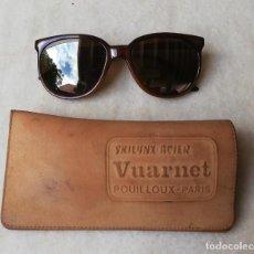 Vintage: GAFAS DE SOL VINTAGE VUARNET POUILLOUX SKILYNX ACIER. Lote 210987944