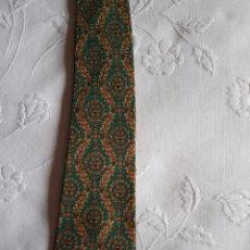 Vintage: CORBATA VINTAGE SEDA NATURAL DE MCM. Lote 212704235
