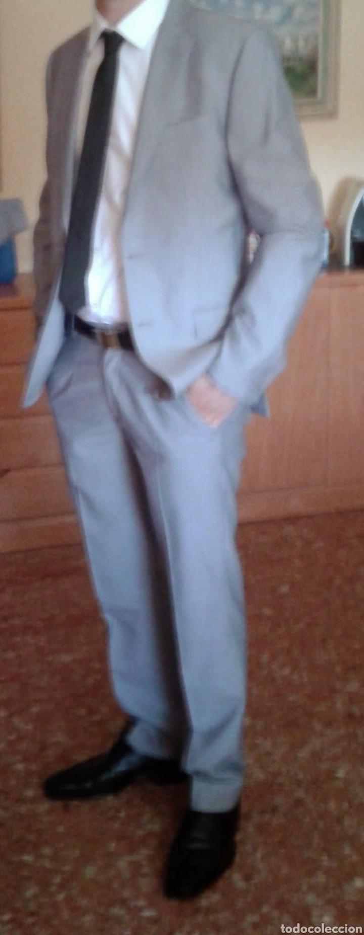 TRAJE JOVEN CABALLERO (Vintage - Moda - Hombre)