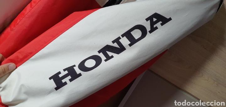 Vintage: Cazadora Chaqueta motera Honda Racing HRC talla XXL - Foto 5 - 212802411