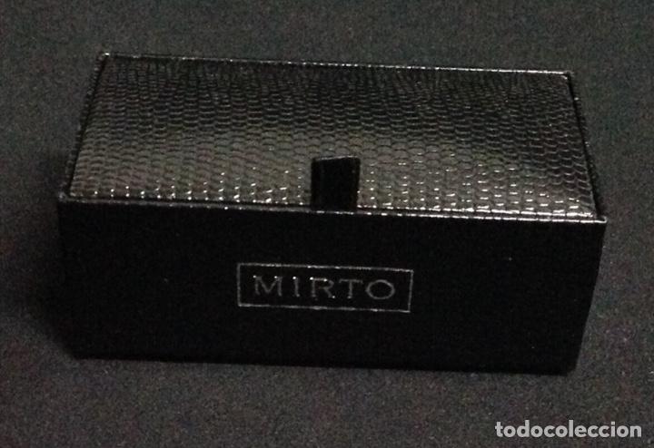 Vintage: Gemelos, Mirto, elegantes, vintage, nuevos - Foto 3 - 212945828
