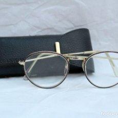 Vintage: GAFAS VISTA AUGUSTO VALENTINI. PERFECTAS! MODELO VINTAGE.. Lote 213774873