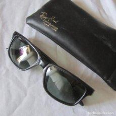 Vintage: GAFAS DE SOL RAY-BAN CON FUNDA. Lote 214430971