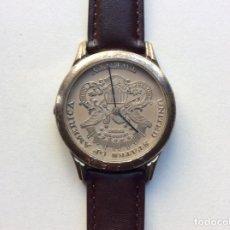 Vintage: ENVÍO 8€. RELOJ ALFEX CABALLERO TWENTY DOLLAR AUTÉNTICO FUNCIONA PERFECTAMENTE.. Lote 216647767