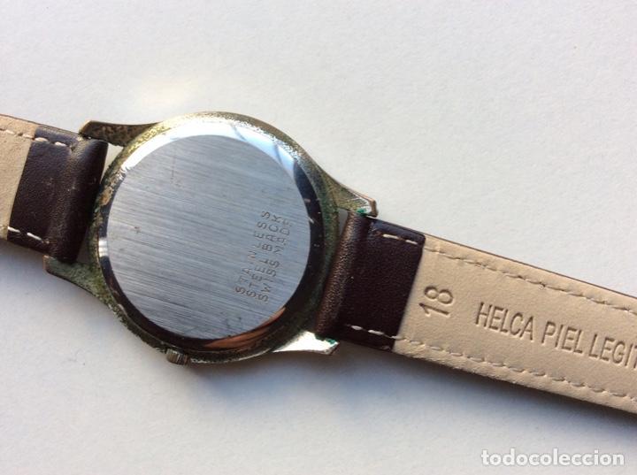 Vintage: Envío 8€. Reloj ALFEX CABALLERO TWENTY DOLLAR AUTÉNTICO funciona perfectamente. - Foto 4 - 216647767