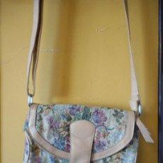 Vintage: BONITO BOLSO PARA MUJER. MEDIDAS 22*25.5 CM. MUY VINTAGE.. Lote 216654055