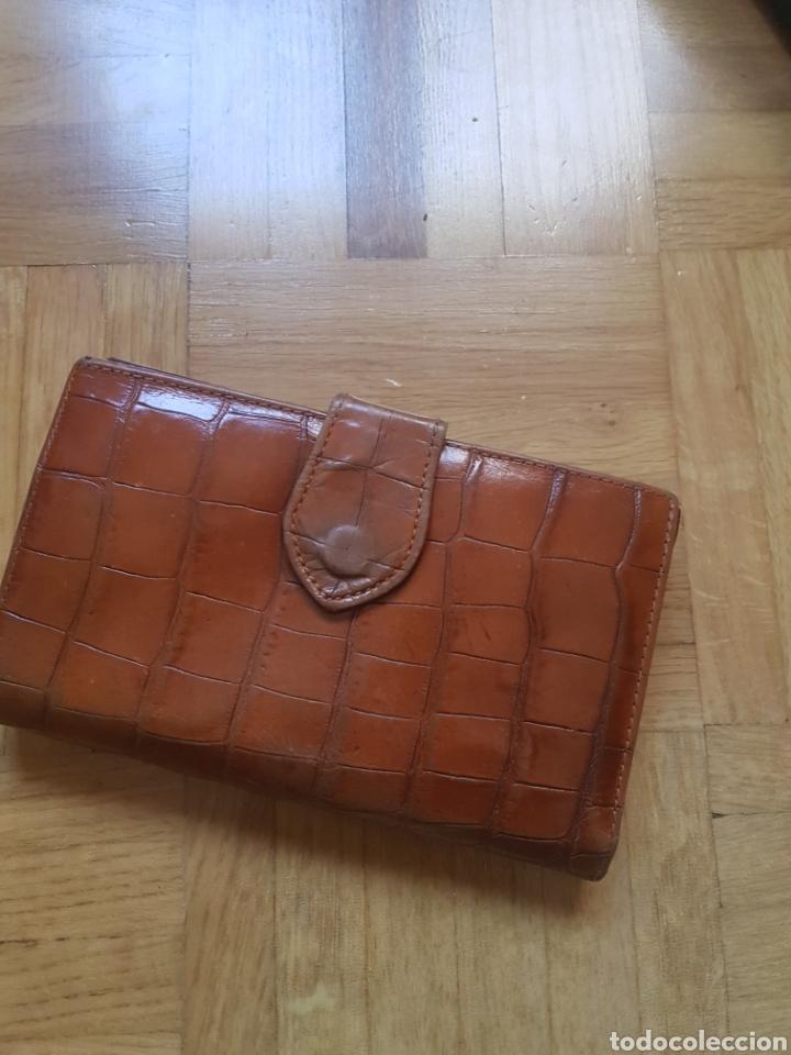 Vintage: Cartera de piel de Ubrique - Foto 6 - 217049643