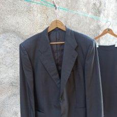 Vintage: TRAJE EMIDIO TUCCI DE LANA VIRGEN Y SEDA. Lote 217875463
