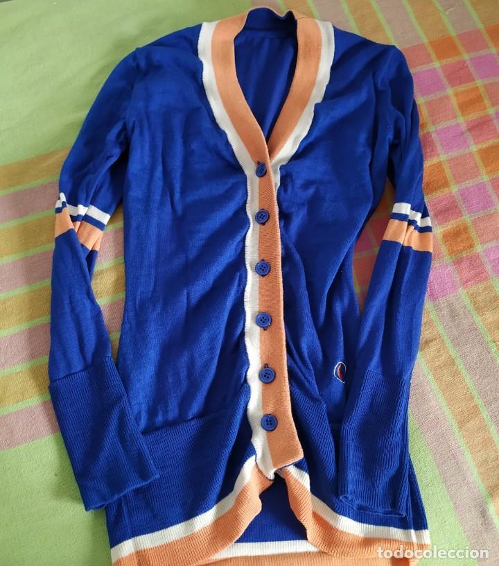 Vintage: Chaqueta estilo vintage de El Ganso. 100% lana. Talla M - Foto 3 - 218212370
