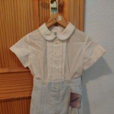Vintage: TRAJE NIÑO (PICCOLETTAS). Lote 218277141