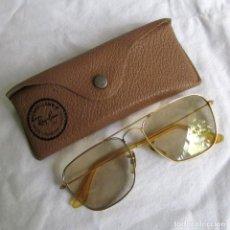 Vintage: GAFAS RAYBAN GRADUADAS CON FUNDA ORIGINAL. Lote 218618800