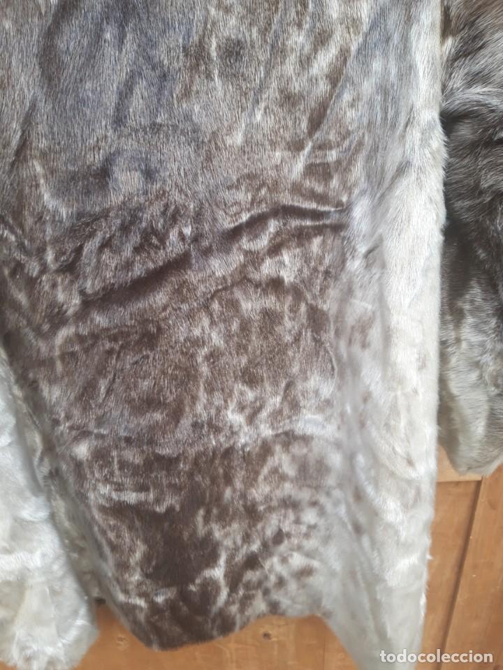 Vintage: Chaqueton de piel, hacia 1970. - Foto 6 - 220426272