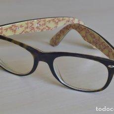 Vintage: GAFAS DE LECTURA UNISEX RAY BAN NEW WAYFARER. Lote 221445658