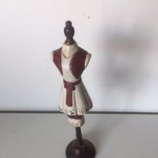 Vintage: SUJETE COLLARES. Lote 221505670