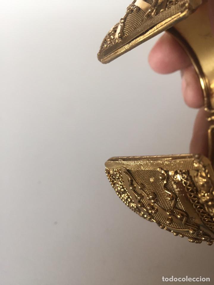 Vintage: Pulsera oro chapado - Foto 4 - 221514112