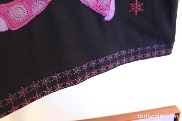 Vintage: Vintage Vestido de diseñador Rosalita Mc Gee Talla S - Foto 8 - 221517378