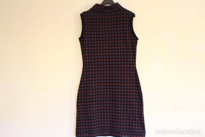 Vintage: Vintage Vestido de diseñador Rosalita Mc Gee Talla S - Foto 9 - 221517378