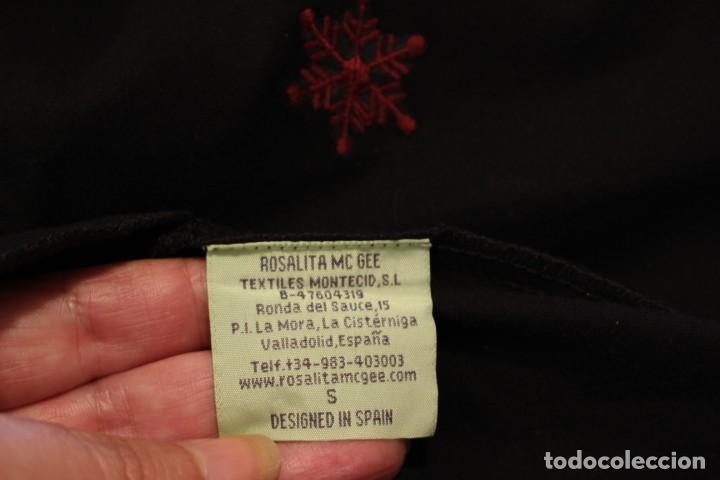 Vintage: Vintage Vestido de diseñador Rosalita Mc Gee Talla S - Foto 12 - 221517378