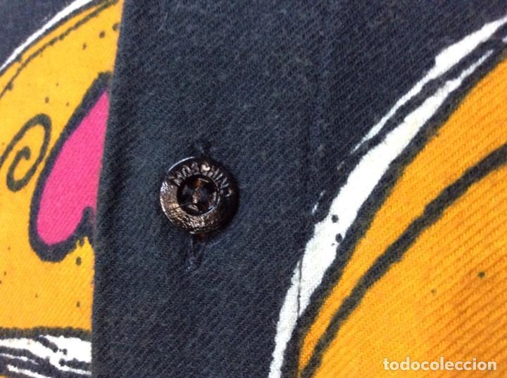 Vintage: Envió 8€. Camisa de hombre de la marca MOSCHINO de los 80. Talla XL en muy buen estado - Foto 4 - 221557762