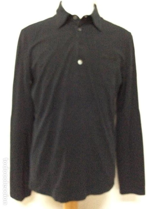 Vintage: Envió 8€. Camiseta/polo bolsillo de hombre marca PRADA MILANO Talla XL muy usada pero en buen estado - Foto 2 - 221560168