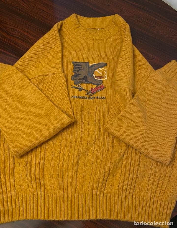 Vintage: Jersey Vintage Montblanc - Foto 4 - 221642790