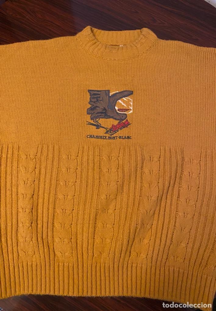 Vintage: Jersey Vintage Montblanc - Foto 5 - 221642790