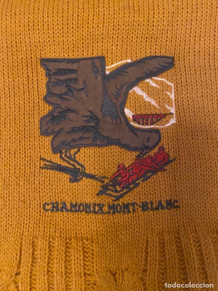 Vintage: Jersey Vintage Montblanc - Foto 6 - 221642790