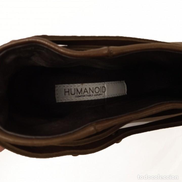 Vintage: Botines cuña Humanoid - Foto 6 - 222108312