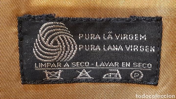 Vintage: Chaqueta de caballero de la firma DAVID FARMAN , lana 100% , en perfecto estado . Años 90. - Foto 3 - 222116053