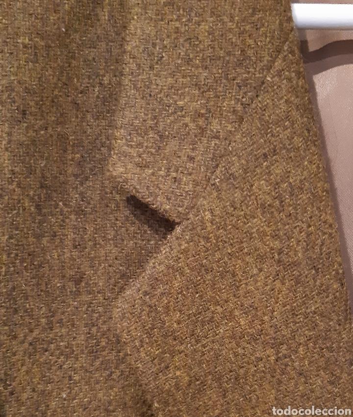 Vintage: Chaqueta de caballero de la firma DAVID FARMAN , lana 100% , en perfecto estado . Años 90. - Foto 4 - 222116053
