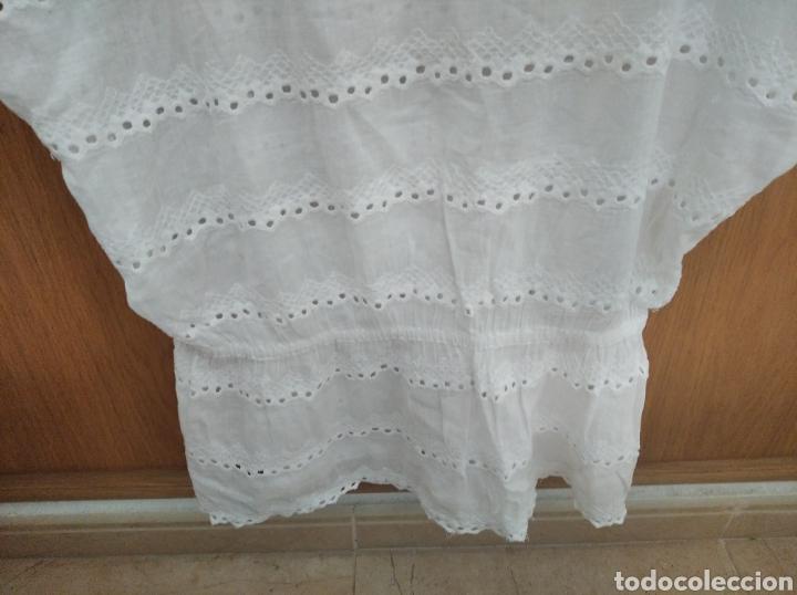 Vintage: Camiseta blusa Mango Suit talla XL blanca - Foto 5 - 222231191