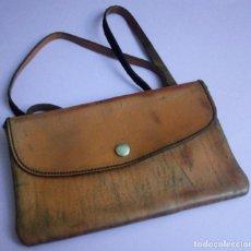Vintage: BOLSO DE PIEL - CUERO - 22 X 13 CMS. Lote 222303438