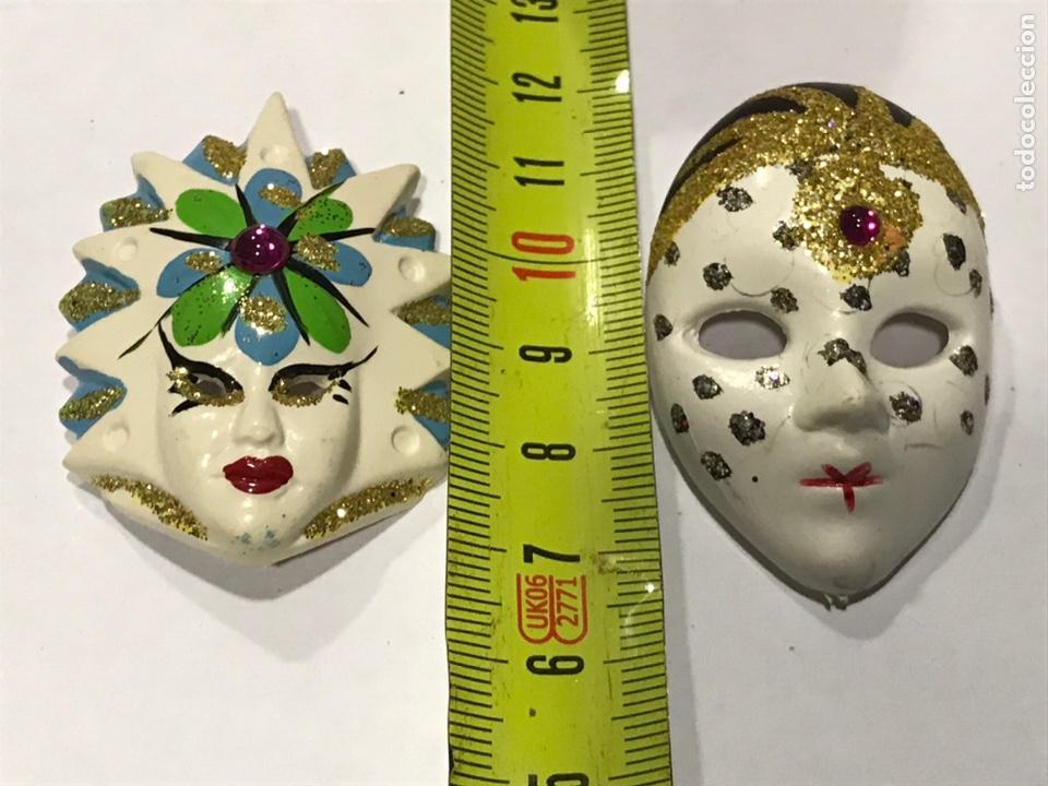 Vintage: 2 broches de plástico - Foto 3 - 222367536