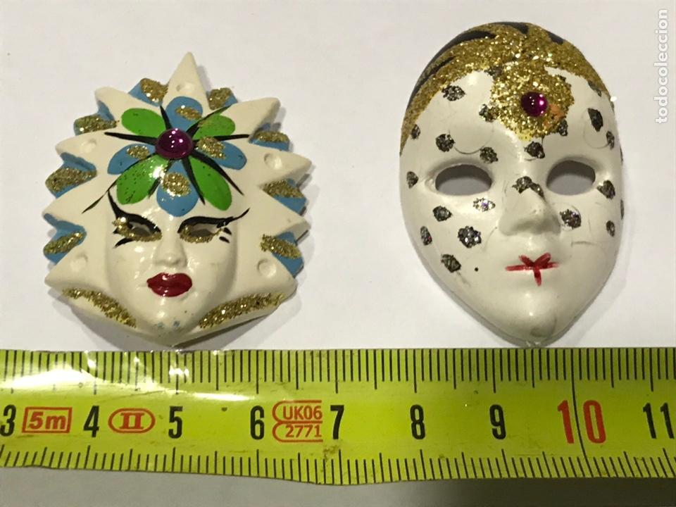 Vintage: 2 broches de plástico - Foto 4 - 222367536