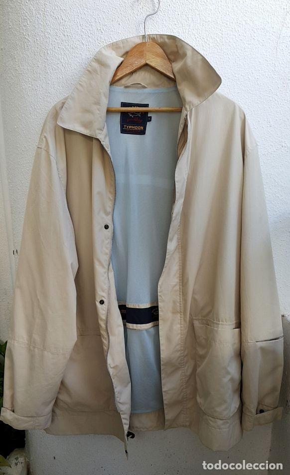 PAUL & SHARK TYPHOON 20000 TALLA XL (Vintage - Moda - Hombre)