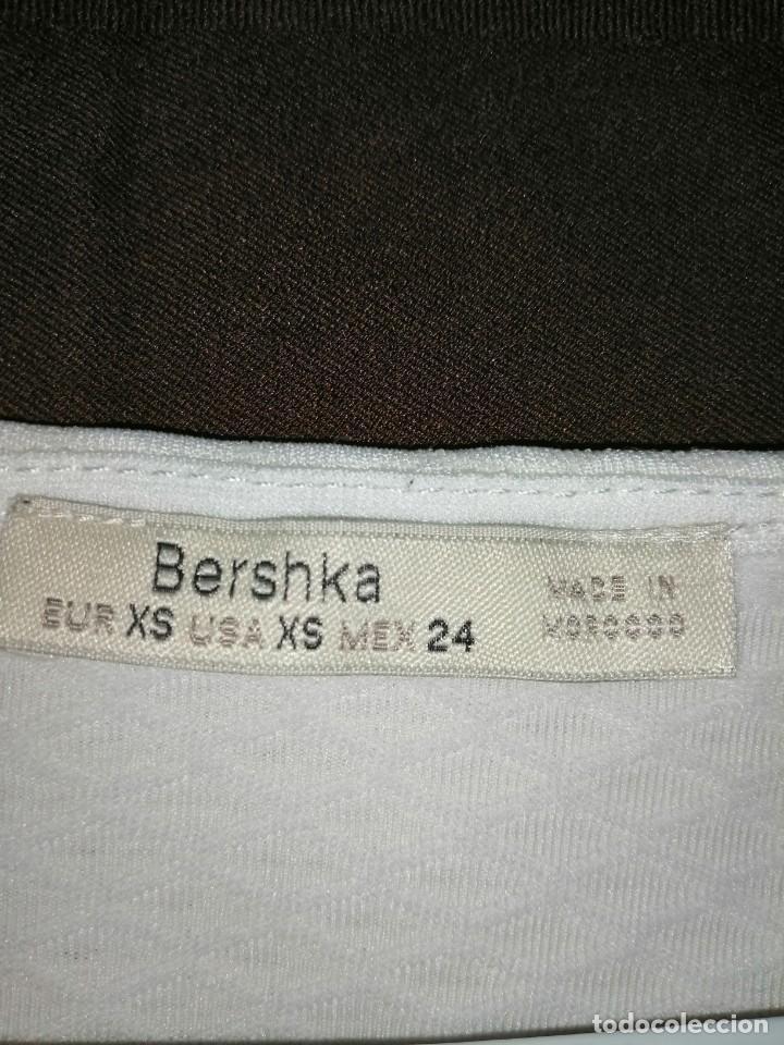 Vintage: Vestido blanco, corto - Foto 4 - 222899740