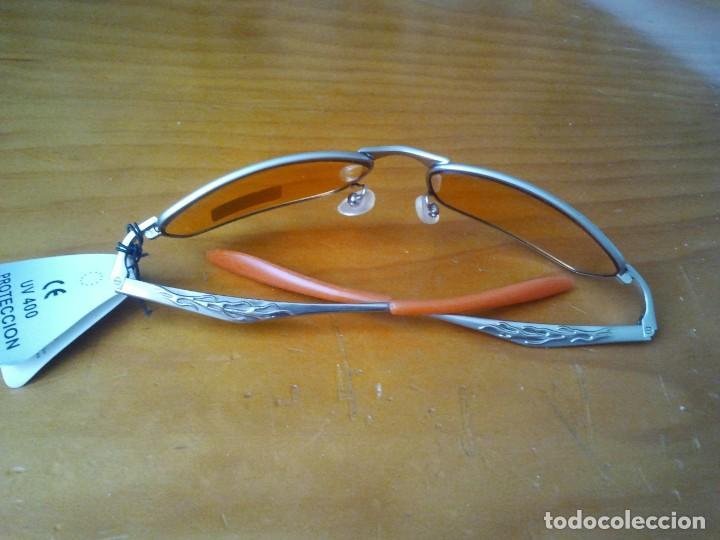 Vintage: Hermosísimas gafas de sol estilo retro. Unisex, Señora y caballero. - Foto 3 - 223042781